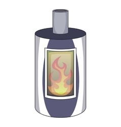Oven stove icon cartoon style vector image vector image