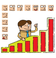 Success graph vector