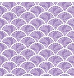 Vintage pastel seamless pattern vector image