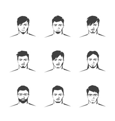 Hairdress vector