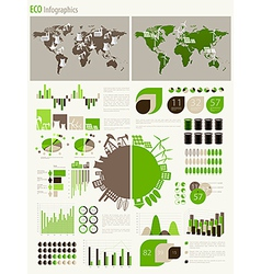infoenergy vector image