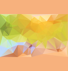green lowpoly texture vector image