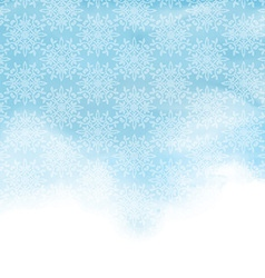Watercolor patterned background 2505 vector