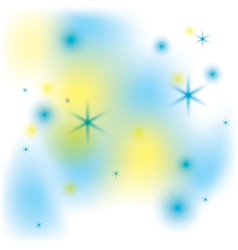 abstract background with blurred colors - eps10 vector image