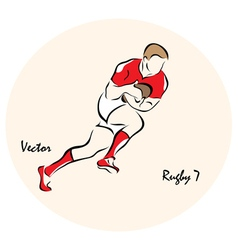 Rugby7 vector