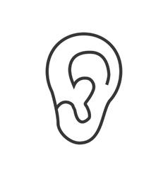 Ear vector