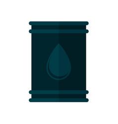 Oil barrel symbol vector