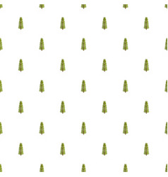Sequoia leaf pattern seamless vector