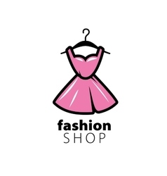 Logo clothing vector