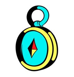 Compass icon icon cartoon vector