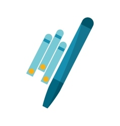 Paper probe of medical care design vector