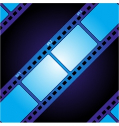 film seamless texture vector image