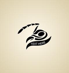 Ant logo vector