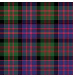 Macdonald tartan kilt fabric texture check vector
