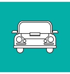 Insurance design safety icon isolated vector