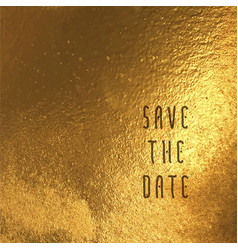 save the date for cards vector image vector image