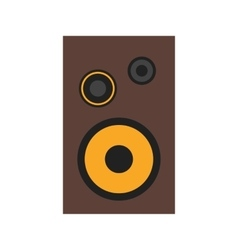Single speaker vector