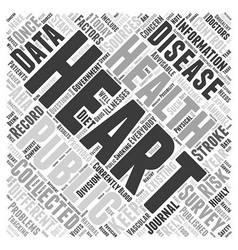 Public health word cloud concept vector