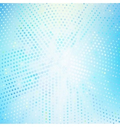 Abstract business blue background vector