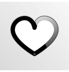 smartheart vector image vector image