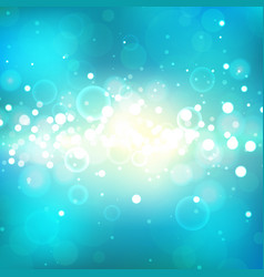 Shining background with light effects vector
