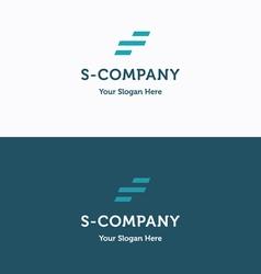 S company logo 04 vector