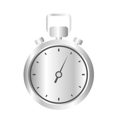 Chronometer device icon vector