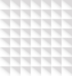 White square seamless pattern background texture vector