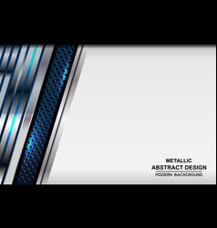 Background metallic vector