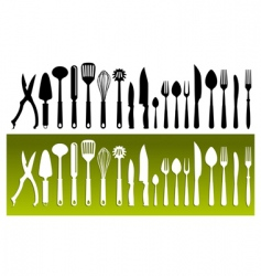 Kitchenwares vector