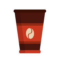 Coffee related icon image vector