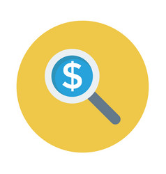 Currency find vector