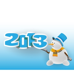2013 vector image