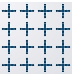 A seamless pattern squares vector