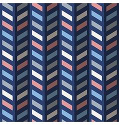 Fashion abstract geometrical chevron pattern vector
