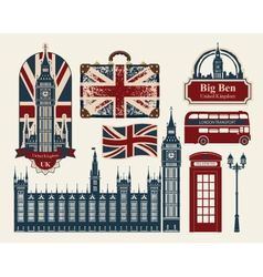 London set vector