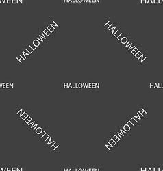 Halloween sign icon halloween-party symbol vector