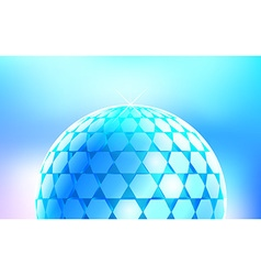 ball preview vector image