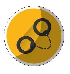 Crime icon image vector