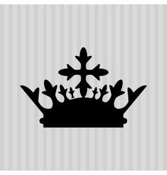 Crown icon design vector