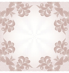 Ornamental pattern vector
