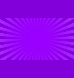 bright violet rays background vector image vector image