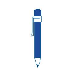 Office pen utensil vector