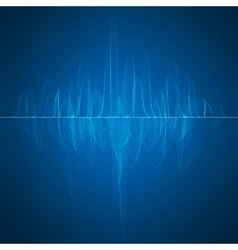 sound waves 20160528-1-5 vector image