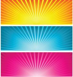 Cultured starbursts vector