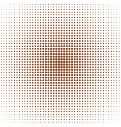 geometric halftone circle pattern background - vector image vector image