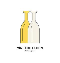 Wine Logo vector image