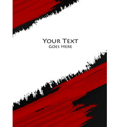 bright grungy background vector image