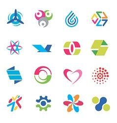 Design icons symbols vector