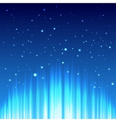 Space light background vector